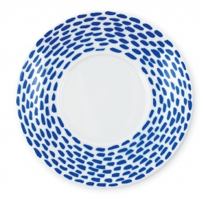 Spodek porcelanowy Dots for pots